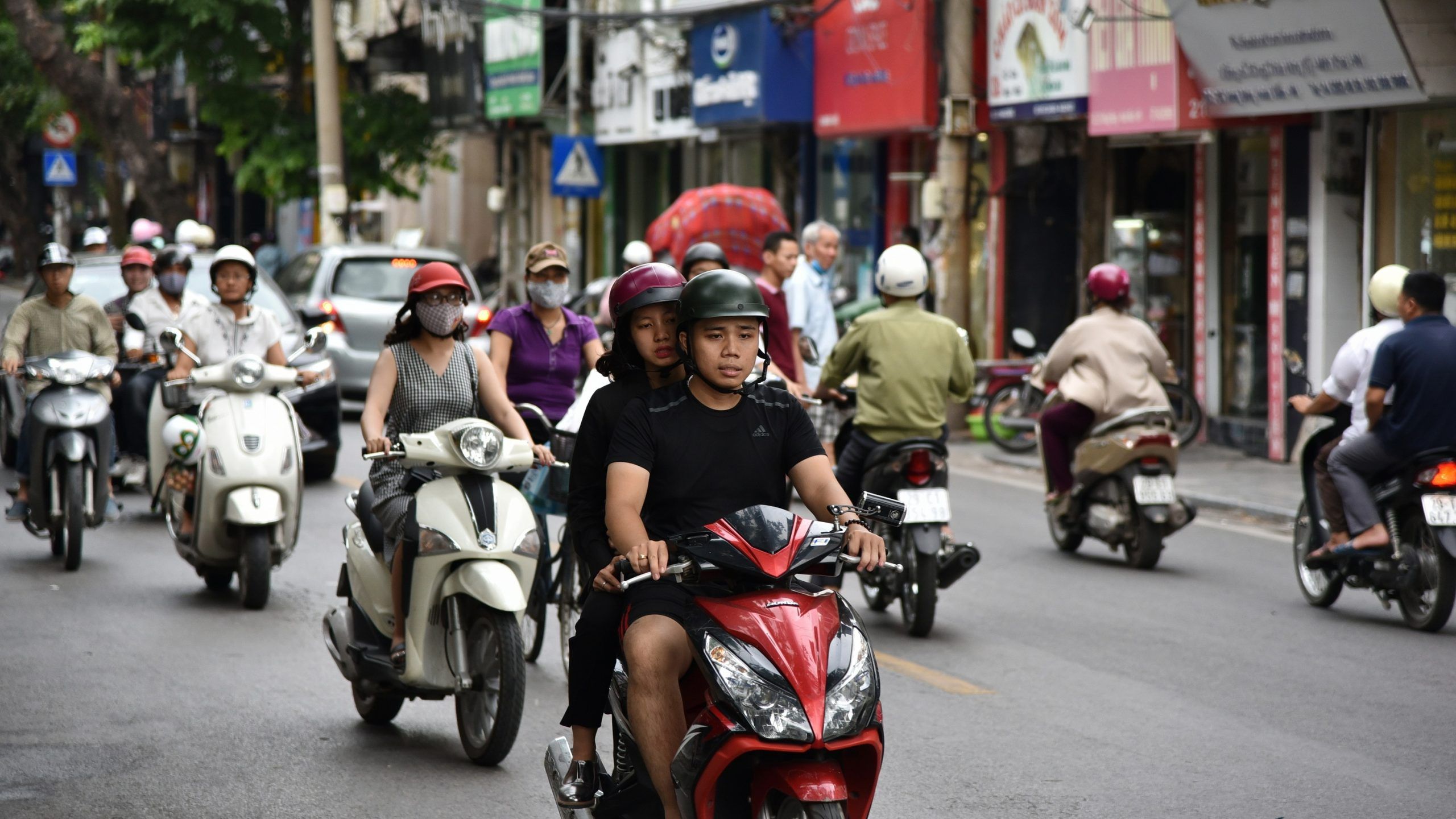 Hanoi relaxes social distancing rules after 2 months of strict lockdown